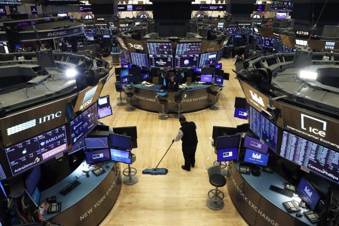 Wall Street adjusts to working at home: Lost screen real estate, Citi's new 'world headquarters'