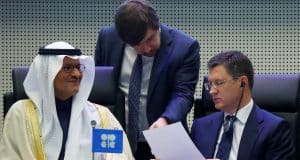 Oil set to 'crater' Monday as OPEC meeting delayed, tensions flare between Saudi Arabia and Russia