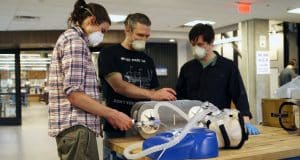 Researchers develop emergency ventilator based on resuscitation bags used in ambulances