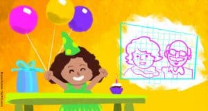 Creative ways to host a virtual birthday party for kids