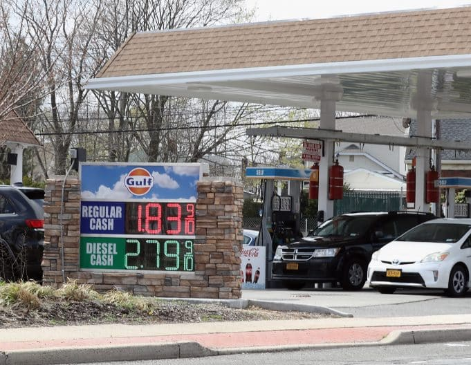 Shocking drop in wholesale gas prices signals more refinery cutbacks and gasoline under $1