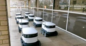 Starship Technologies is sending its autonomous robots to more cities as demand for contactless delivery rises