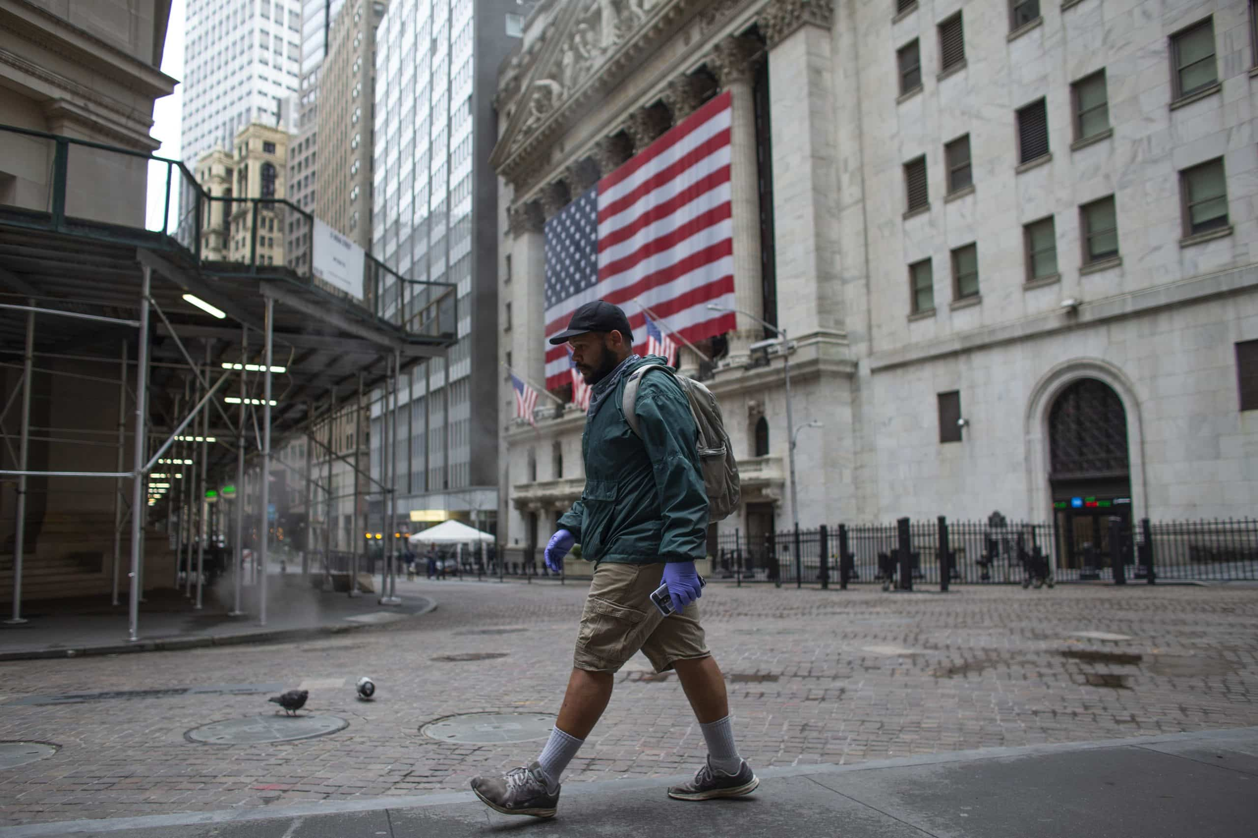 stock market live updates  futures fall  earnings worse