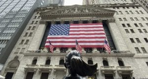 Dow futures point to opening drop of 400 points