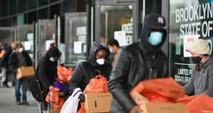 Economic damage from the coronavirus is hitting the lowest level of wage earners hardest