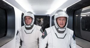 SpaceX and NASA break down what their historic first astronaut mission will look like