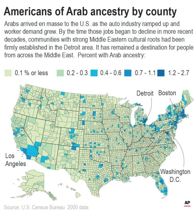 Hard-to-count Arab Americans urged to prioritize census