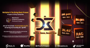 Bitcasino and The Giving Block Host Virtual COVID-19 Relief Benefit Concert