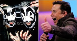 Yep, Elon Musk Is Officially More Hardcore Than Insane Clown Posse