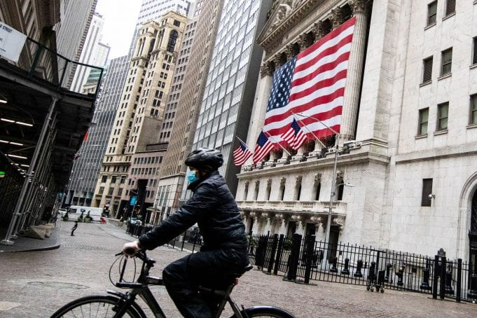 Stock market live updates: Dow futures down 200, retail sales ahead, China tensions