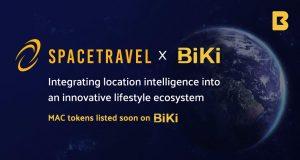 BiKi.com Partners Location Intelligence Lifestyle Platform SpaceTravel, an Asia-focused FourSquare Alternative