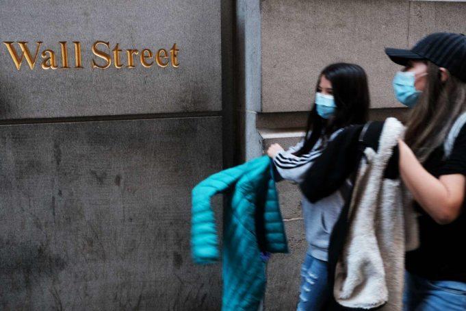 Dow Jones Struggles as Wall Street Frets About a Coronavirus Setback