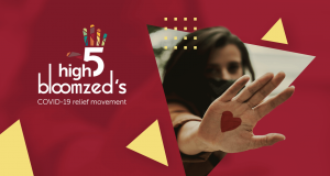 The Bloomzed Project Challenges the Charity Alternate
