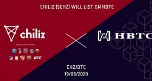 CHZ/BTC Pair Negate For HBTC.COM List