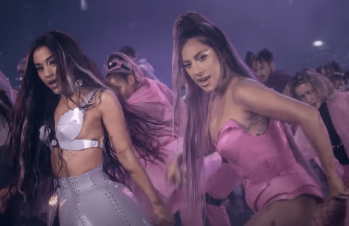 Let's Pause Pretending Lady Gaga & Ariana Grande's 'Rain On Me' Isn't Horrid