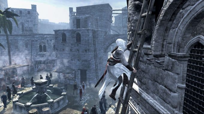 Blame This Kid for the Disturbing Grind of Assassin's Creed Facet Missions