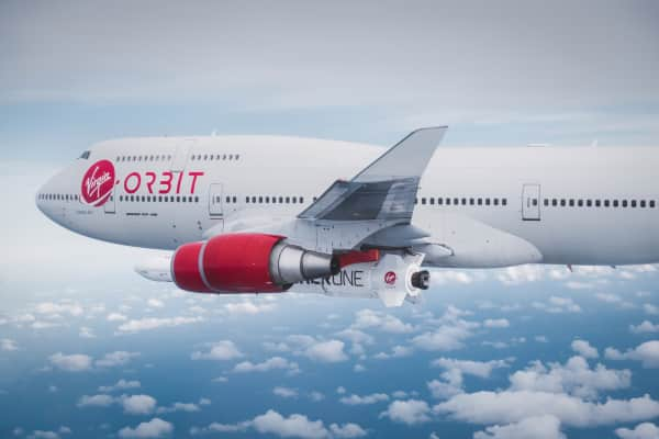Here is what Virgin Orbit hopes to whole with their first full orbital take a look at inaugurate on Sunday
