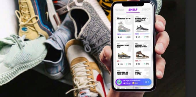 As vogue has its metaverse second, one app appears to bridge proper and digital worlds for sneakerheads