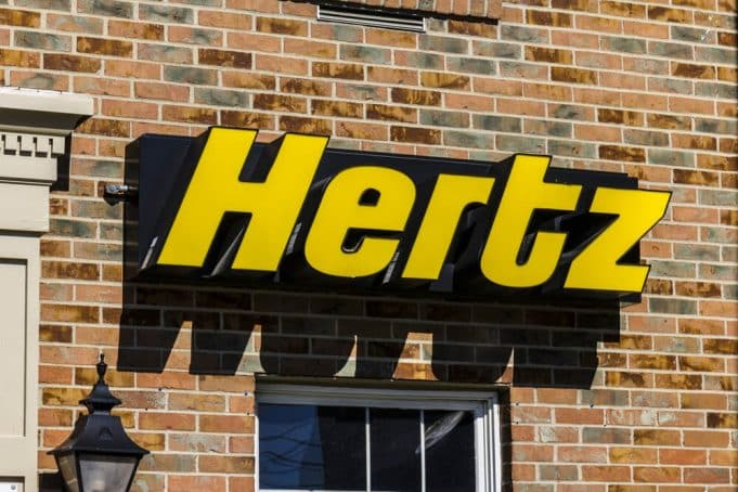 Bankrupt Hertz Rings BlackRock's Stock Market Warning