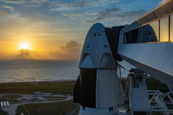 Tag SpaceX start of us to accommodate for the first time are residing