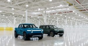 Rivian is constructing an in-residence insurance agency