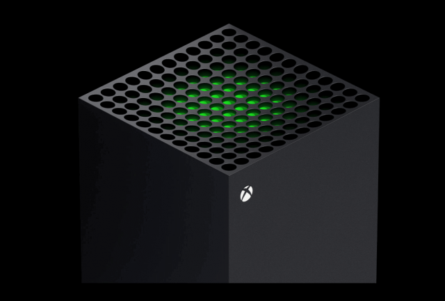 Xbox Honest Unveiled a Basic Collection X Shock