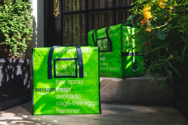 Amazon expands exercise of SNAP advantages for online grocery to 11 more states