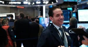 Dow Leaps 600 Points as Trump Pumps Vaccine, Retail Sales Impress Dow Leaps 600 Points As Trump Pumps Vaccine, Retail Sales Impress