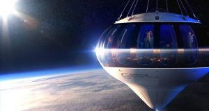 Startup Space Perspective plans space tourist 'cruises' using stratospheric balloons, with test flight set for 2021