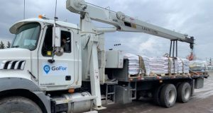 Getting construction materials to jobsites faster nets GoFor Industries $9.8 million