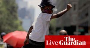 Juneteenth: rallies and celebrations across America commemorate end of slavery – live