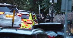 Deadly park stabbing declared 'terrorist incident' by UK police