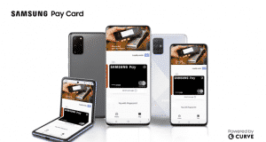 London fintech Curve to power Samsung Pay Card in the UK