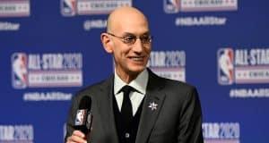 Adam Silver: 'Significant' coronavirus spread could end NBA season