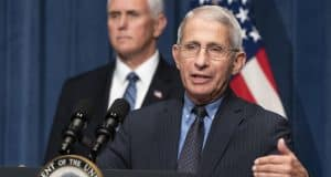 "Fauci warns coronavirus vaccine ""unlikely"" to provide herd immunity if portion of population refuse it"