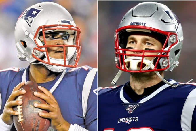 Cam Newton is better for Patriots than Tom Brady: NFL insider