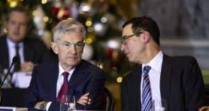 Treasury yields retreat as Fed's Powell stresses uncertainty and coronavirus cases surge
