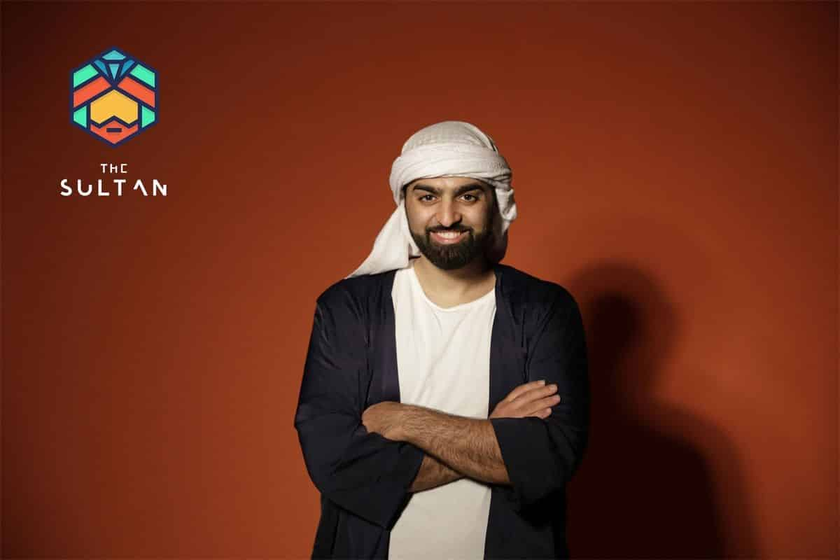 """The Sultan in an interview about """"Monsters"""", his love for Halloween and integration through music"""
